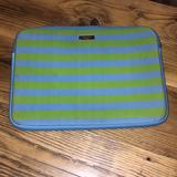 Kate Spade Accessories | Kate Spade Laptop Cover | Color: Blue/Green | Size: 13 Inches Wide X 10 Inches High