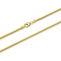 333er Goldkette: Schlangenkette Gold 55cm