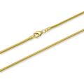 333er Goldkette: Schlangenkette Gold 50cm