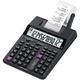 Casio Druckender Tischrechner mit Rolle HR-150RCE 12-stelliges Display Schwarz