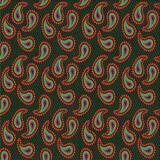 Red Barrel Studio® Aliezah Paisley Area Rug Polyester/Wool in Green, Size 84.0 H x 84.0 W x 0.35 D in | Wayfair 03AB8AD6DD334EB79E25645F6EB35367