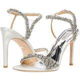 Galia - White - Badgley Mischka Heels