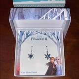 Disney Accessories | Disney Frozen Accessories | Color: Blue/Silver | Size: Osg