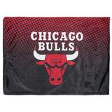 """""""Chicago Bulls Two-Pack Plush Dot Pillow Protectors"""""""