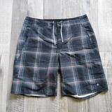 Columbia Shorts   Columbia Omni-Shade Board Shorts Swim   Color: Black/Gray   Size: 36