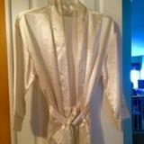 Victoria's Secret Intimates & Sleepwear | Ladies Robe | Color: Cream | Size: Os