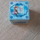 Disney Jewelry | Disney Frozen Necklace Wmusic Box | Color: Blue/Silver | Size: Os