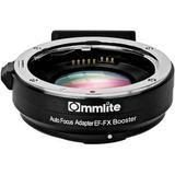 Commlite 0.71x Focal Reducer & Lens Mount Adapter for Canon EF/EF-S Lens to FUJIFILM CM-EF-FX BOOSTER