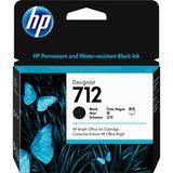 HP 712 High-Capacity Black Ink Cartridge (80mL) 3ED71A