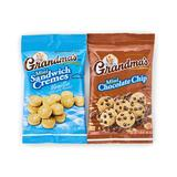 Grandmas Cookies 30 - Mini Cookie Variety Pack - 1 Box of 30