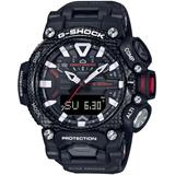 Analog-digital Gravitymaster Connected Black Resin Strap Watch 63mm - Black - G-Shock Watches