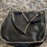 Michael Kors Bags | Michael Kors Chelsea (Like Stella )Leather Bag | Color: Black | Size: Os