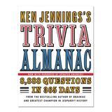 Penguin Random House Entertainment Books - Ken Jennings's Trivia Almanac Hardcover