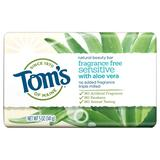 Tom's of Maine Natural Beauty Bar Soap with Aloe Vera - Fragrance Free, Size: 5 Oz, Multicolor