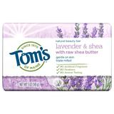 Tom's of Maine Natural Bar Soap Lavender & Shea with Raw Shea Butter 5-oz., Size: 5 Oz, Multicolor