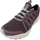 Saucony Womens Versafoam Shift Knit Running Shoes Purple 8.5 Medium (B,M)