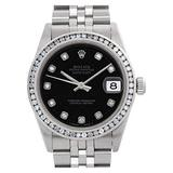 Certified Pre-Owned Rolex Datejust Reference 78274 Watch. Comes with No Box or Papers. Watch is as is