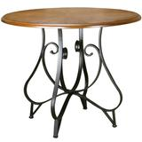 Sunset Trading Vail Counter Height Dining Table - Sunset Trading CR-W2597-64-TB