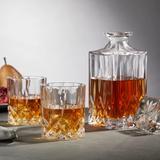 Viski Decanter & Tumbler Set Glassware