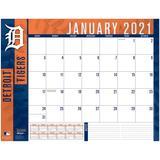"""Detroit Tigers 2021 Desk Calendar"""