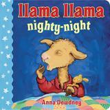 Llama Llama Nighty-Night Children's Book, Multicolor