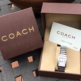 Coach Jewelry   Coach Womens Stainless Steel Watch #0162a   Color: Silver   Size: Os