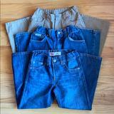 Levi's Bottoms | Bundle Of Kids Jeans Size 6 | Color: Blue/Tan | Size: 6b