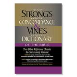 HarperCollins Chapter Books - The New Strong's Concise Concordance Hardcover