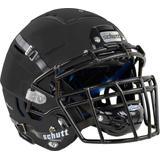Schutt F7 VTD Adult Football Helmet Matte Black