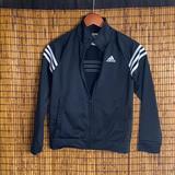 Adidas Shirts & Tops   Adidas Youth Athletic Jacket   Color: Black/White   Size: Youth 1012