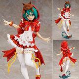 Figure Model Collectible Anime Hatsune Miku Red Riding Hood 2Nd Action Figure Collectible Model Toy 23Cm Pvc Action Figure Adult Action Figures Toys Anime Figures Otaku And Anime Fans' Favorite Adul