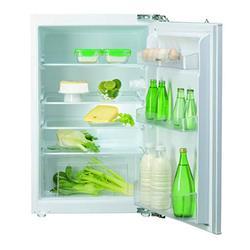Bauknecht KSI 9VF2 Einbau-Kühlschrank (Nische 88) / Gesamtnutzinhalt: 131 Liter/ Abtauautomatik im Kühlteil / LED-Licht / Einfache Festtürmontage SETMO-QUICK