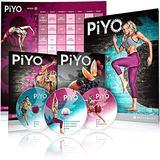 Qspeed Chalene Johnson PiYo DVD Pilates Yoga Workouts Fitness Program