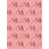 East Urban Home Shaw Floral WoolArea RugWool in Red, Size 0.35 D in | Wayfair D29BD214A65940069A32CAA8F44F90C7