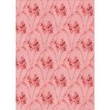 East Urban Home Shaw Floral WoolArea RugWool in Red, Size 0.35 D in | Wayfair 338C06E5EB964E34ADC2A9AB8C4B7F41