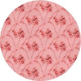 East Urban Home Shaw Floral WoolArea RugWool in Red, Size 0.35 D in | Wayfair 4EECE6F305BD4C0E9982949C0ACDF18B