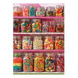 Cobble Hill Puzzles - Candy Shelf 1,000-Piece Puzzle