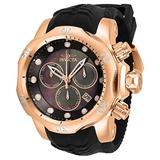 Invicta Venom Chronograph Quartz Black Dial Men's Watch 33305