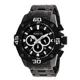 Invicta Pro Diver Chronograph Quartz Grey Dial Men's Watch 33850