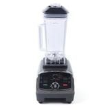Oukaning Commercial Home Professional Countertop Blender in Black, Size 9.85 H x 13.4 W x 15.76 D in | Wayfair 10317