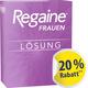 REGAINE® Frauen Lösung mit Minoxidil 3X60 ml
