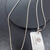 Giani Bernini Jewelry | Giani Bernini Beaded Sterling Silver Necklace | Color: Silver | Size: 20