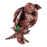 Decorative accent, 'Nocturnal Owl'