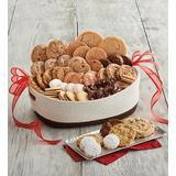 Deluxe Holiday Cookie Basket