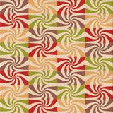 East Urban Home Abstract Area Rug Polyester/Wool in Orange, Size Square 6'   Wayfair B73206A593B54A23B6502CD1D92C478E
