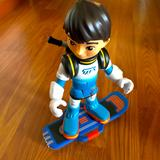 Disney Toys | Miles From Tomorrowland You Action Figure | Color: Blue/White | Size: Osb