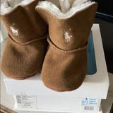 Ralph Lauren Shoes | Baby Brown Ugg Boots | Color: Brown | Size: 3 Infants