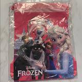 Disney Accessories   4$15 Disneys Frozen Drawstring Bag   Color: Pink   Size: Osg
