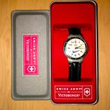 Nike Accessories | Nike X Swiss Army X Victorinox Rare Collab Watch ! | Color: Black/White | Size: Adjustable