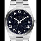 Michael Kors Jewelry | Michael Kors Mk6113 Watch | Color: Blue/Silver | Size: Os